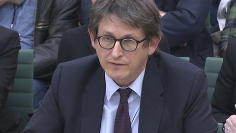Alan Rusbridger before the Home Affairs Select Committee on 3 December 2013