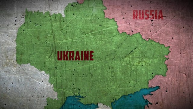 Ukraine crisis: How strong are Ukraine's ties to Russia?