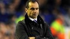 Top-four pressure got to us - Martinez