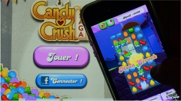 Candy Crush game maker aims to raise $500m in IPO