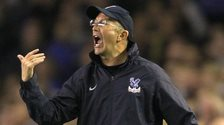 Crystal Palace manager Tony Pulis