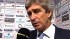 VIDEO: Draw not enough - Pellegrini