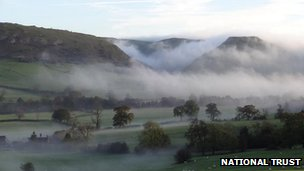 Thorpe Cloud at Dovedale