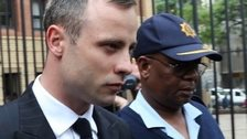 Oscar Pistorius - 16 April 2014