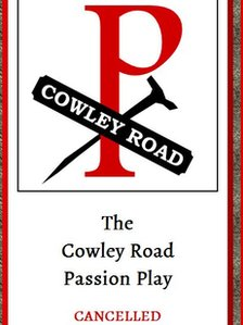 Cowley Road Passion play website