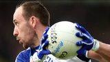 Gavin Doogan scored Monaghan's first goal against Louth