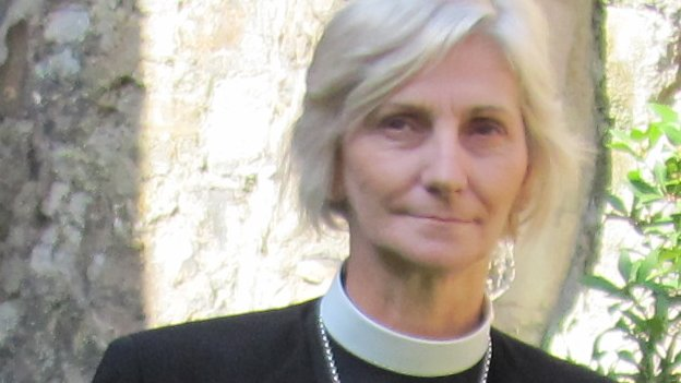 Bishop Kay Goldsworthy