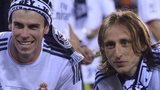 Gareth Bale & Luka Modric