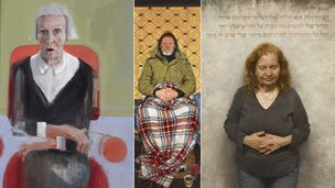 This year's BP Portrait Award shortlist