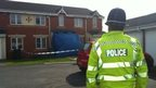 The teenage victim suffered 15% burns in the attack in MacDonald Close, Tividale.