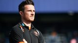Blackpool player-manager Barry Ferguson