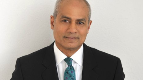 George Alagiah treated for cancer...