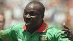 VIDEO: Roger Milla wants England revenge