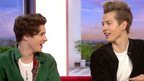 Bradley Simpson and James McVey