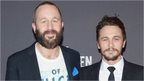 Chris O'Dowd and James Franco