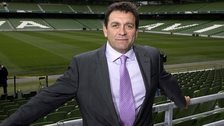 New Ireland performance director David Nucifora