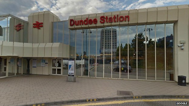1bn Regeneration Masterplan For Dundee 39 S Waterfront Bbc News