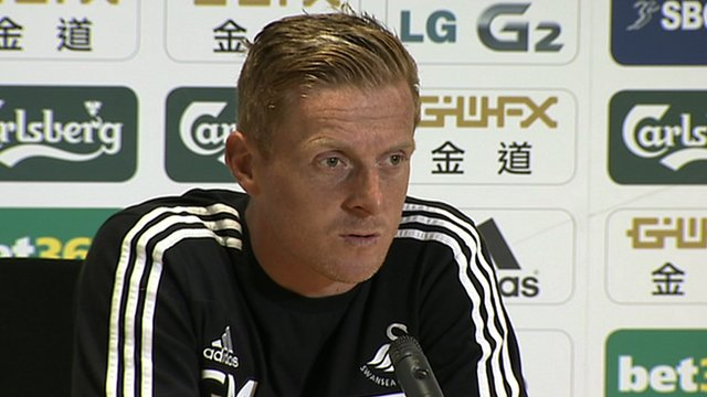 "Garry Monk says training ground bust-up has been ""dealt with"""