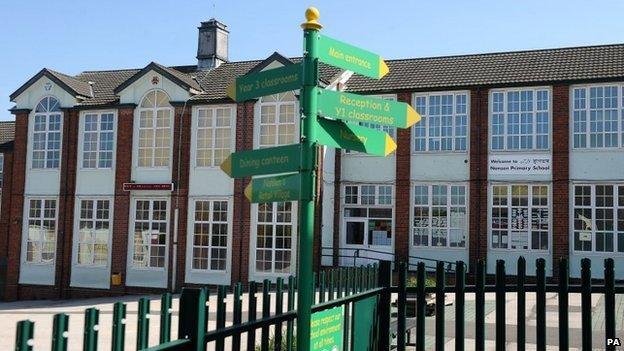 Nansen Primary School