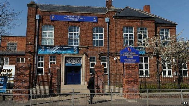 Saltley School
