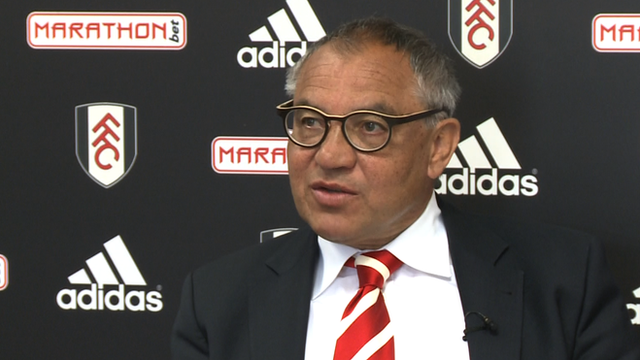 Fulham's Felix Magath would take Tottenham team details