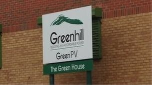 Logo Green Hill