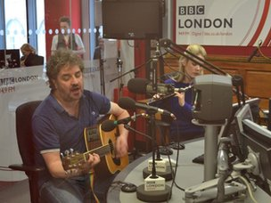Ian Prowse and Eimear McGeown