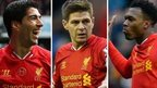 Liverpool trio on PFA award list