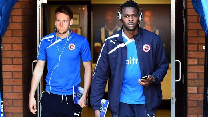 Chris Gunter and Hope Akpan