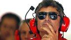 New Ferrari team principal Marco Mattiacci