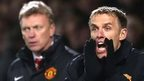 Man Utd have failed - coach Neville