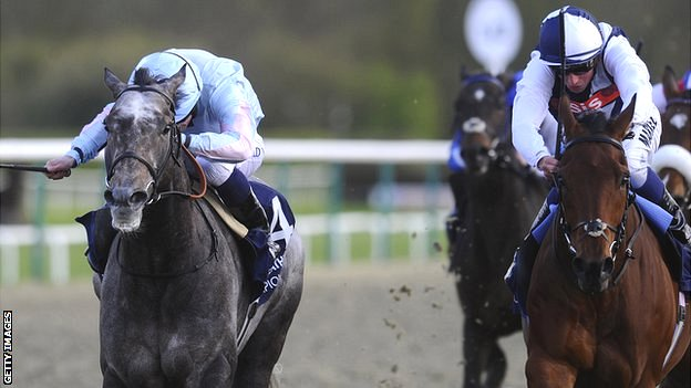 Grandeur wins the Coral Easter Classic