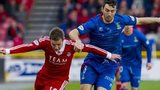 Peter Pawlett gets beyond Ross Draper