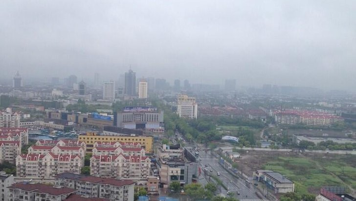 Shanghai weather