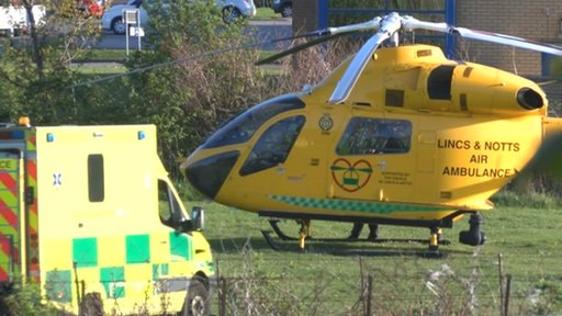 Ambulance and air ambulance