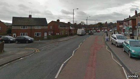Pontefract Road, Barnsley