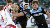 Glasgow beta Ulster 27-9 at Scotstoun
