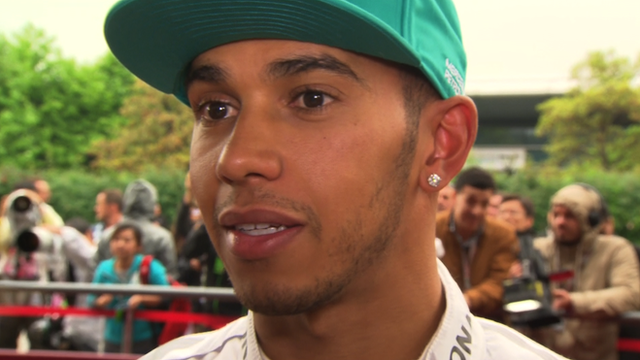 Lewis Hamilton not bothered over dry or wet Chinese Grand Prix