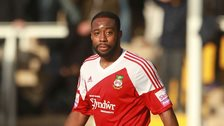 Wrexham's Joe Anyinsah