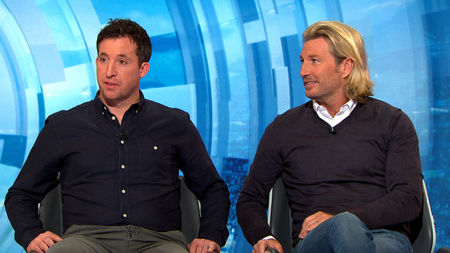 Robbie Fowler & Robbie Savage preview Champions League semi-final