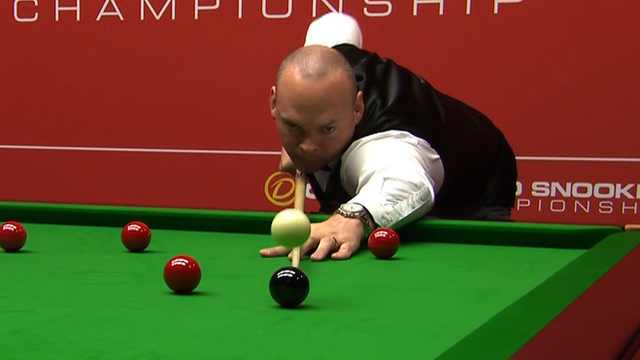 World Snooker Championship: Stuart Bingham's blunder against Ken Doherty