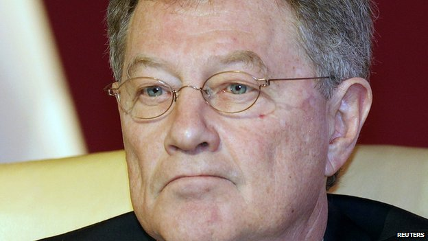 Dutch diplomat Robert Serry (FILE PHOTO)
