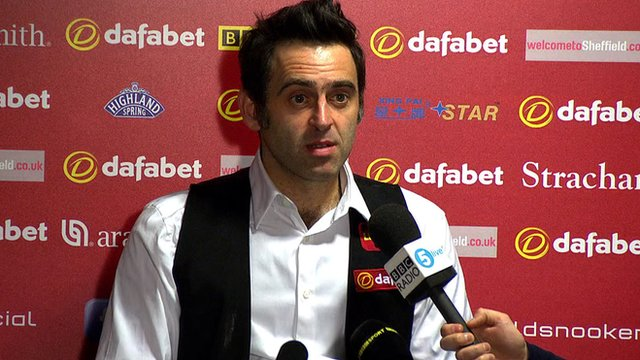 World Snooker Championship: Ronnie O'Sullivan backs return of Stephen Hendry
