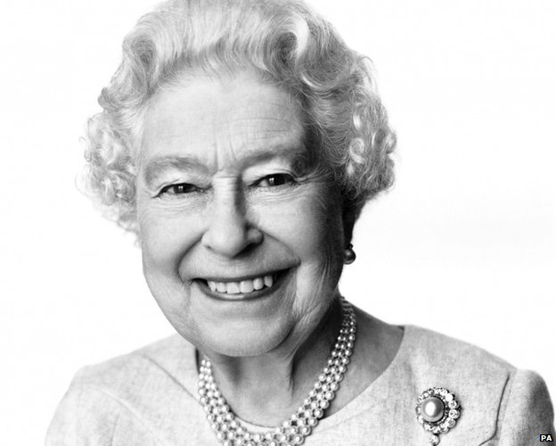 QUEEN TURNS 88...