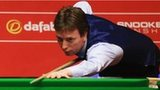 Ken Doherty at The Crucible