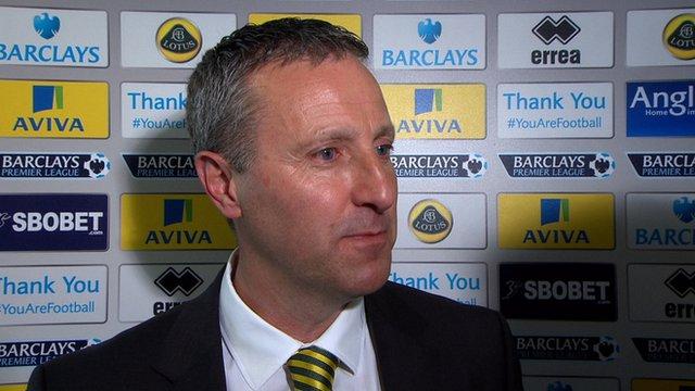 Norwich 2-3 Liverpool: 'Phenomenal effort' pleases Adams