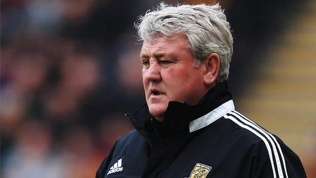 Hull 0-3 Arsenal: Steve Bruce still wary of relegation threat