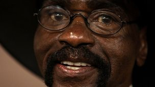 "File photo: Rubin ""Hurricane"" Carter"