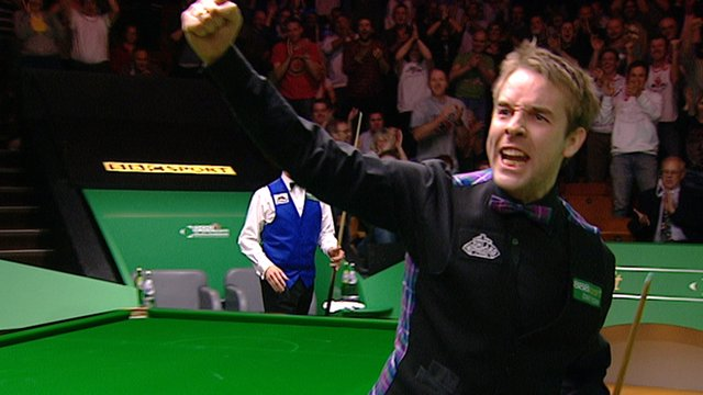 World Championship Snooker: Archive - Carter's Crucible 147