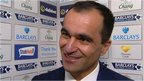 VIDEO: Martinez hails historic 'double'